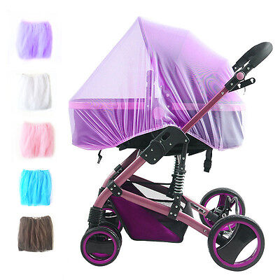 New Summer Autumn Mosquito Net Baby Stroller Pushchair Infants Protection Mesh