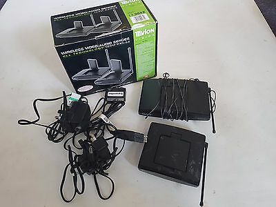 Tevion Wireless Video/ Audio Sender, Boxed, Tested, Trusted Ebay Shop
