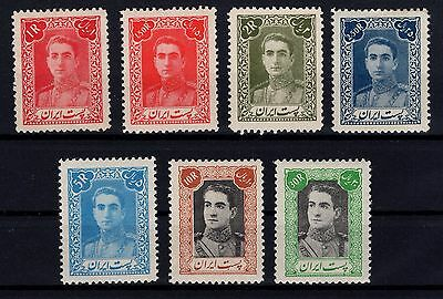 P28708/ Irran – 1942 / 1946 Lot Neuf / Mint Mh 265 €