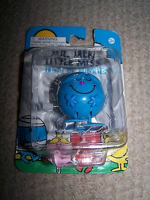 Mr Men Mr Perfect Wind Up Walkies Toy Stocking Filler Party Bag Gift