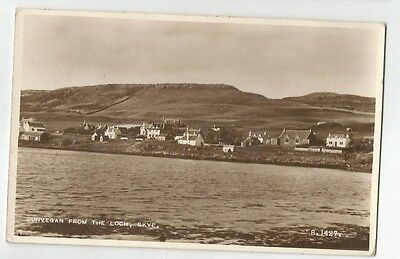 Dunvegan From The Loch Skye Postcard