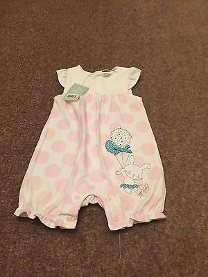 Bundle Baby Girls Clothes Age 3-6 Months New See Pics