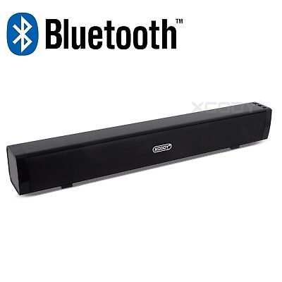 XGODY New Wireless Bluetooth TV Home Theater Speaker Soundbar Sound Bar Box