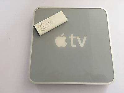 Apple TV 1st Generation avec carte Cristal HD 1080i