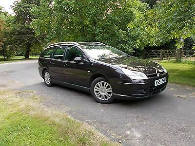 Citroen C5 DIESEL 2.0HDi 16v 138 VTR ESTATE. 6 SPEED GEARBOX