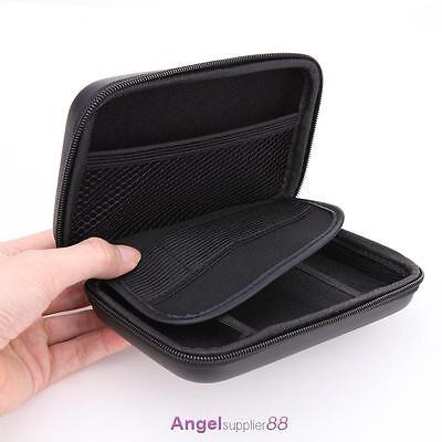Protective Hard Case Travel Carry Bag Pouch For Nintendo 3DS NDSI NDSL Black