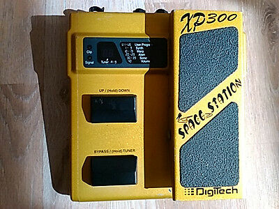 digitech xp300 space station