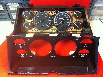 Dash Cluster Ford Xd Fairmont