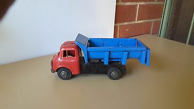ASC AOSHIN Japan Friction  DUMP TRUCK  Tin TOY  JAPAN