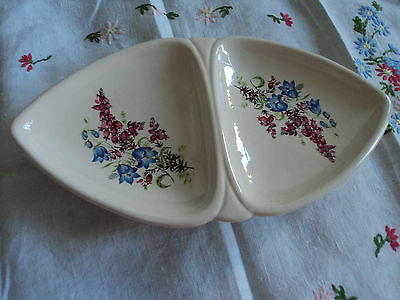 Sandygate  Double Dish Very Pretty