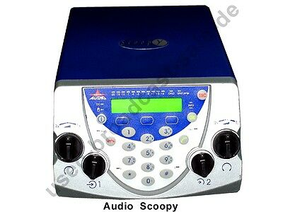 Aeta Audio Systems Scoopy - POTS, ISDN, GSM, Immarsat GAN and BGAN Music-Taxi