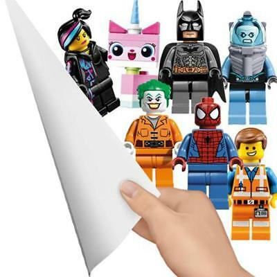 Lego Characters Movable Stickers
