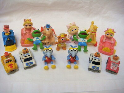 McDonald's Happy Meal Toys Job Lot Bundle from a Variety of Collections