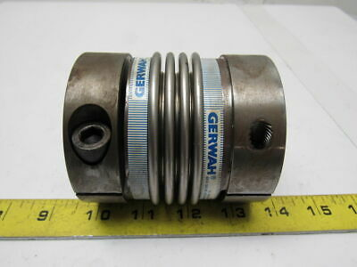 Gerwah AKN150 Zero Backlash Bellow Coupling 32mm/35mm