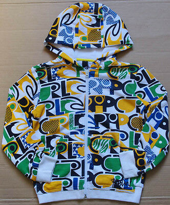 Rip Curl Boys Zip Up Hoodie Jumper size 8 New with Defects