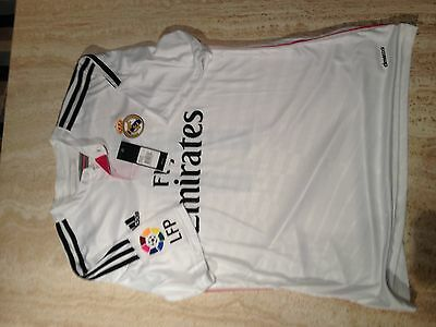 Mens Adidas Bale #11 Real Madrid Football Soccer Jersey size XL