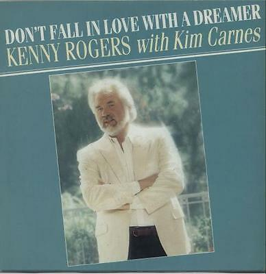 """Kenny Rogers & The First Edition Don't Fall In L... UK 7""""  record"""