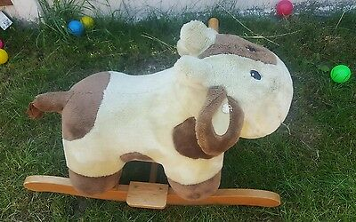 Rocking Sheep For Nursery, Baby Room, Toddler