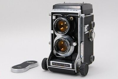 【Exc++++】Mamiya C33 Professional TLR Camera w/ Sekor 80mm f/2.8 from japan #170