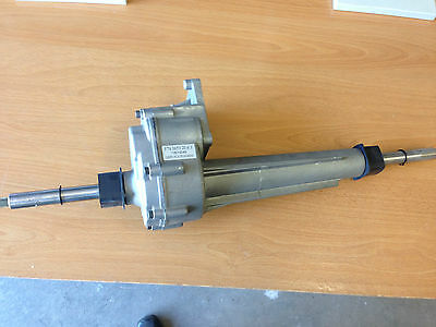 mobility scooter motor transaxle with gearbox