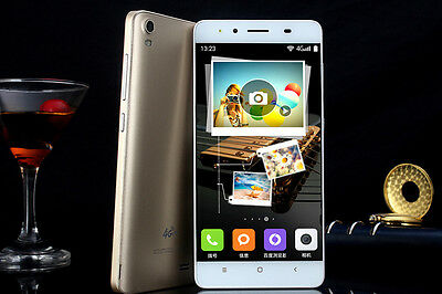 "Smartphone 5"" Unlocked Android Dual SIM Quad Core 4G 1+8G Mobile Phone Camera"