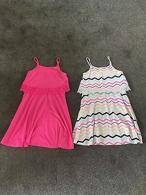 Girls Summer Dresses Size 10 Years TU