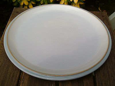 "Denby Everyday Cool Blue 10"" Dinner Plate"