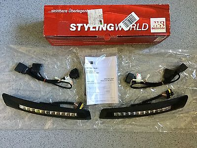 VW Polo LED daytime running lights 6R0052190A
