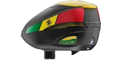 Dye Rotor Paintball Loader R2 - Rasta