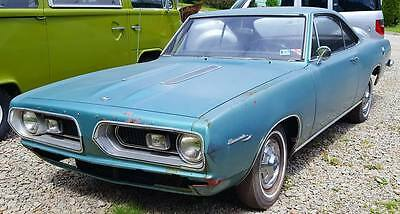 1967 Plymouth Barracuda  1967 Plymouth Barracuda