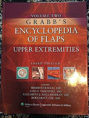 Grabb's ENCYCLOPEDIA Of Flaps Vol 2 Upper Extremities
