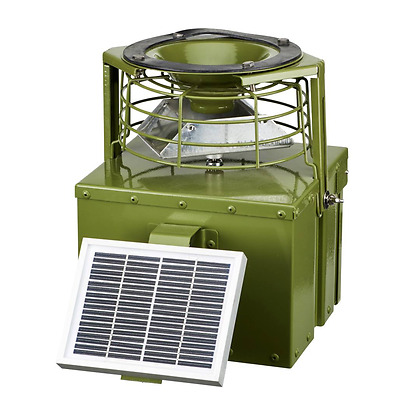 Powerful 12V Automatic Game Feeder for pheasants, ducks & deers, with Solar Cell