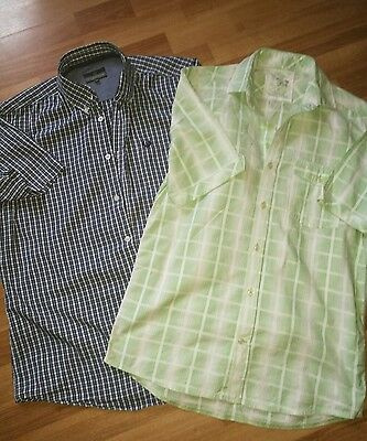 mens named shirts size s/m