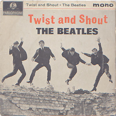 Beatles - Twist and Shout NUR COVER
