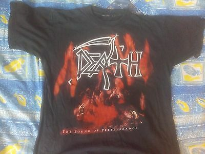 Death - The Sound Of Perseverance 1998 VG POSSESSED MORBID ANGEL AUTOPSY DEICIDE
