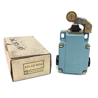 Roller Lever Limit Switch XC1-AC116 Telemecanique NO/NC Slow action, ZC1AC006 XC