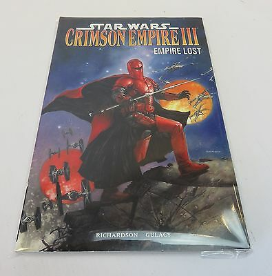 Star Wars Crimson Empire Iii Empire Lost, Graphic Novel, Paperback