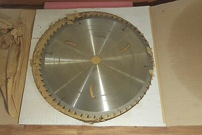 "Leuco Topline 26"" 60 Tooth Saw Blade Carbide Tip Sawmill Farm NEW OPENED BOX"