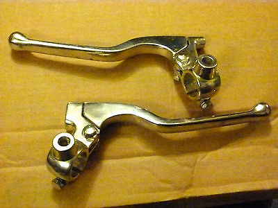 matched pair of brake and clutch levers for  7/8 bars