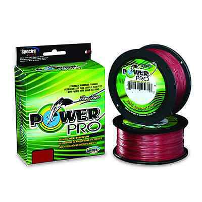 Power Pro Fishing Line Red 40lb by 500 yards New