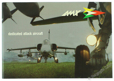 Amx : The Dedicated Attack Aircraft.  1989 ?