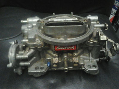Edelbrock 1406 Performer Carburetor 600 CFM Manual Choke ($330 Summit Price)