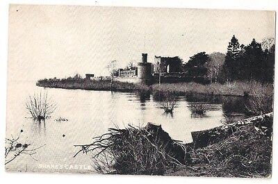 SHANES CASTLE, CO ANTRIM c1910 by W A GREEN, BELFAST
