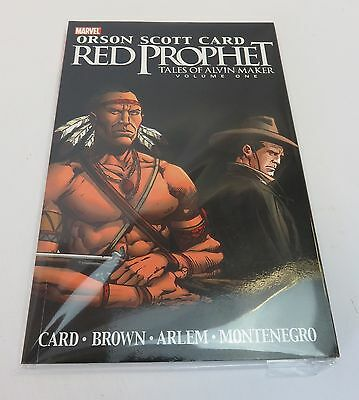 Red Prophet Tales Of Alvin Maker Vol.1, Marvel, Graphic Novel, Paperback