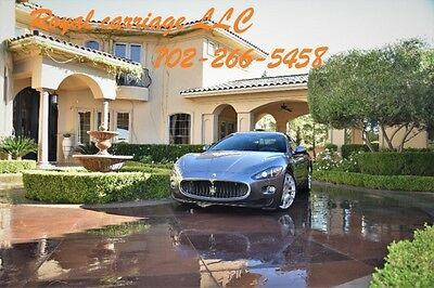 2009 Maserati Coupe Base Coupe 2-Door 2009 Maserati GranTurismo 2dr Cpe