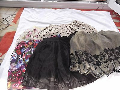 Ladies skirt bundle size 10/12 Topshop H&M