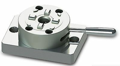 System 3R Compatible 3R-600.23-S, Manual Chuck Lever Action With Base