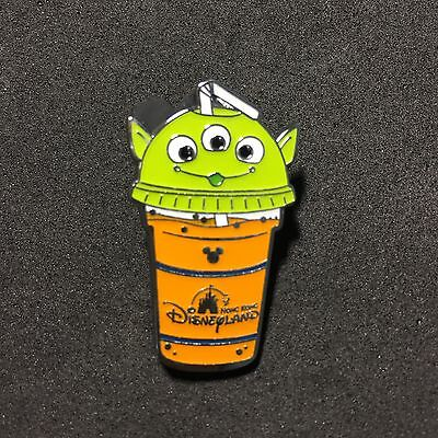 Hkdl Hong Kong Disneyland Hidden Mickey Ice Drink Toy Story Three Eye Alien Pin