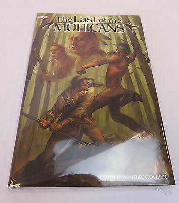 The Last Of The Mohicans, Marvel, Graphic Novel, Hardback