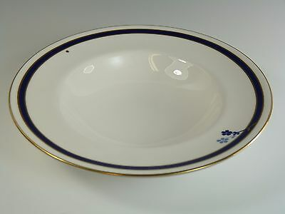 Royal WORCESTER China - SIGNATURE - Rimmed Soup Bowl - 2nd